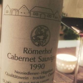 Kollwentz Cabernet Sauvignon 1990