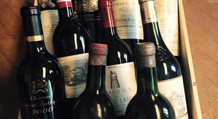Bordeaux Weinankauf und Weinkellerauflösung in Deutschland & Österreich