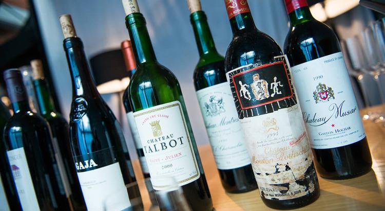 Die Weine der trinkreif Vernissage 2016