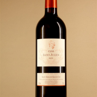 Chateau Clos Saint-Julien 2004