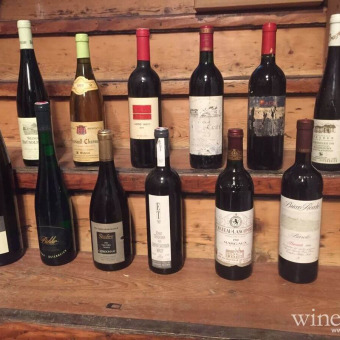 trinkreif in der wineBANK: 'Back to the 90s'