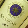 Sassicaia Vertikale 1979 – 2008
