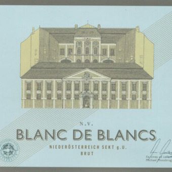Schloss Gobelsburg Blanc de Blancs Brut
