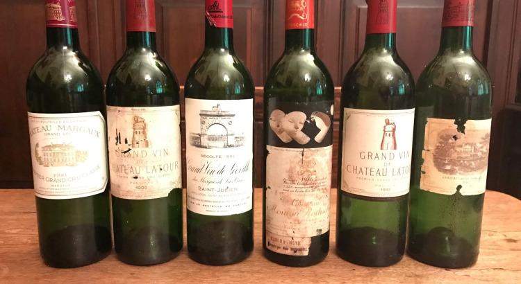 Nachlese Bordeaux Verkostung in der Villa Langer