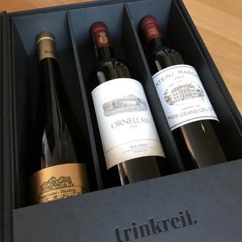 Schöne Weingeschenke
