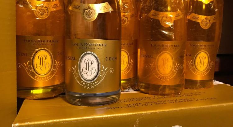 Wein des Monats: Roederer Cristal 2009