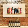 C-Print 'Die Wiener Wein- und Scheinheiligen'