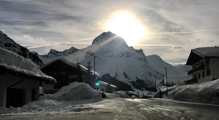 trinkreif unterwegs in Lech am Arlberg