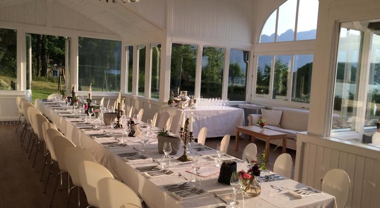 Abendveranstaltungen Villa Langer