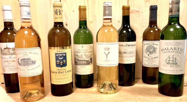 Wein des Monats: Bordeaux Blanc