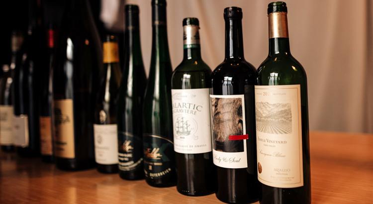 Die Weine der trinkreif Vernissage 2019