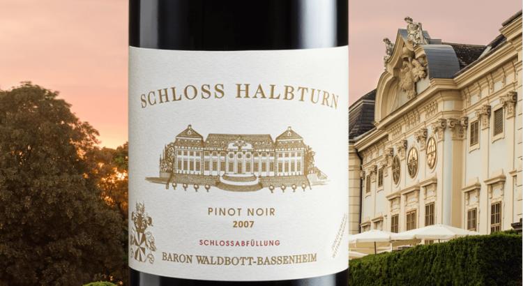 Schloss Halbturn Pinot Noir 2007