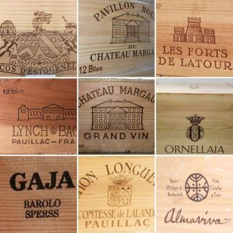 45 OHKs aus Bordeaux, Italien & Australien