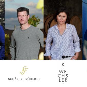 Winzerdinner Nahe & Rheinhessen