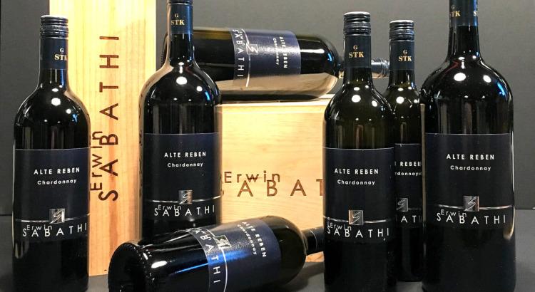 Erwin Sabathi Chardonnay Alte Reben 2014
