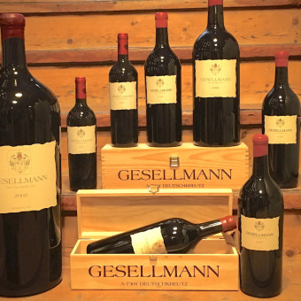 Gesellmann Cuvée G Raritäten
