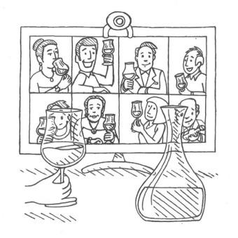 Die beliebten trinkreif Tele-Tastings sind zurück!