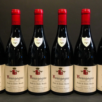 Denis Mortet, Bourgogne Rouge 'Cuvee de Noble Souche' 2014