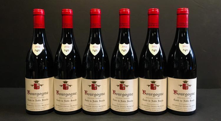 Denis Mortet, Bourgogne Rouge 'Cuvee de Noble Souche' 2014