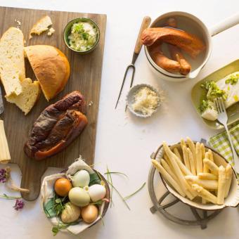 Gastro-Tipp: Osterjause von Richard Rauch