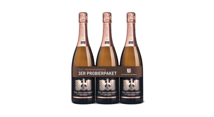 Gut Hermannsberg Sekt Probierpaket