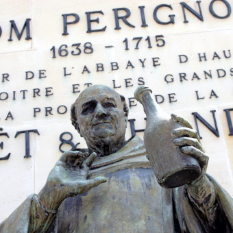 Mythos Dom Pérignon