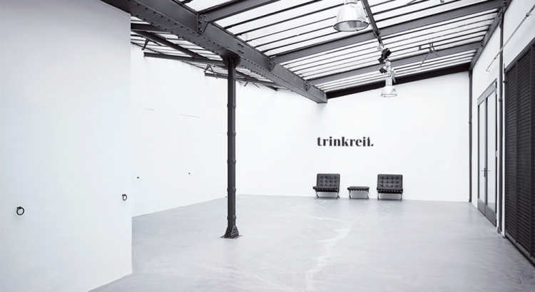 trinkreif Pop-Up Galerie mit Ben Reyer