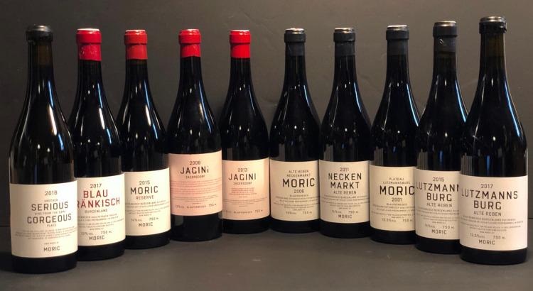 Roland Velich (Weingut Moric) zu Gast bei trinkreif