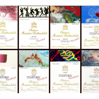 Art Edition: Château Mouton Rothschild