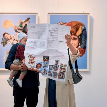 trinkreif Pop Up Galerie 2020