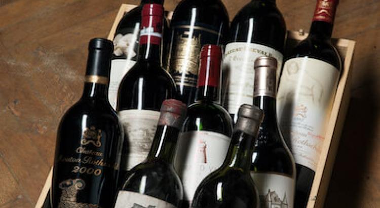 trinkreif Selektion High-End Bordeaux