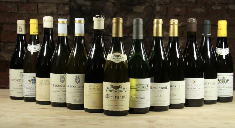 Verkostung trinkreif Favoriten Burgund weiß