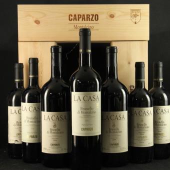 Weingut des Monats: Caparzo (Toskana)
