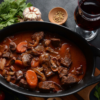 trinkreif Tipps: Kochen mit Wein