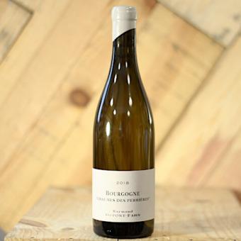 Dupont-Fahn Bourgogne Blanc 'Chaumes des Perrieres' 2018