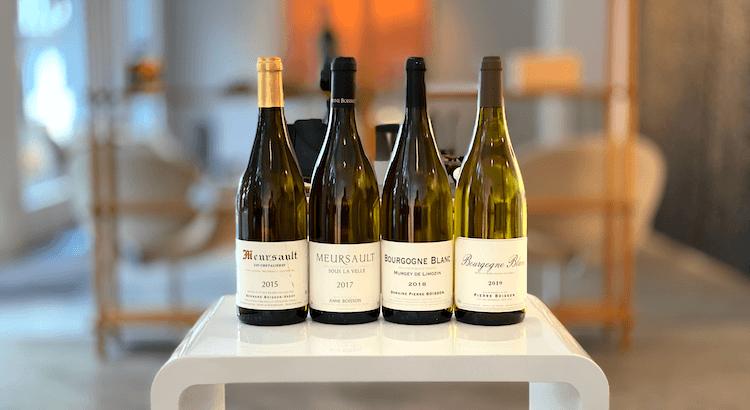 Weingut des Monats: Boisson-Vadot