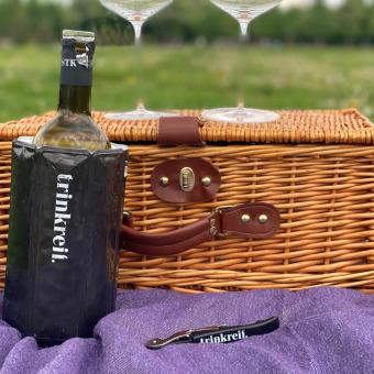 Der Augarten - Caro's Lieblingsplatz für ein Weinpicknick
