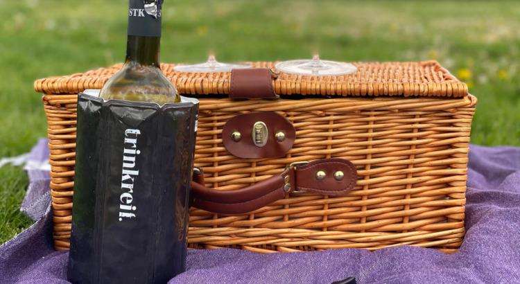 Der Augarten – Caro's Lieblingsplatz für ein Weinpicknick