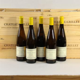 Weingut des Monats: Chateau Grillet