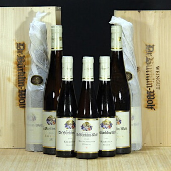 Weingut des Monats: Bürklin-Wolf (Pfalz)
