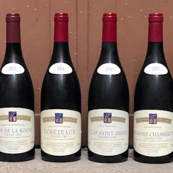 Weingut des Monats: Domaine Coquard Loison Fleurot