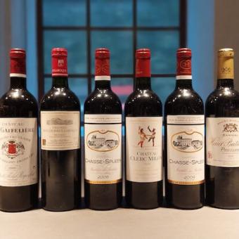 Bordeaux-Schnupper-Paket
