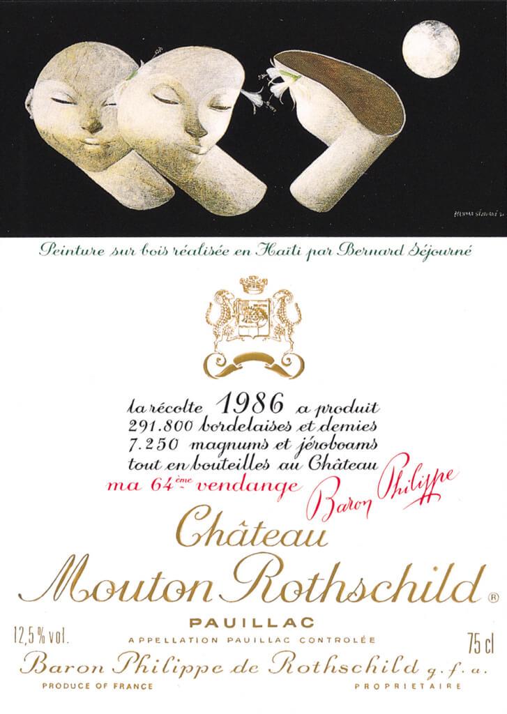 etiquette-mouton-rothschild-1986